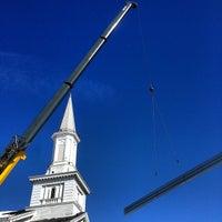 "Photo taken at First Parish Unitarian Universalist Church by ""Jack"" Barton L. on 2/20/2014"
