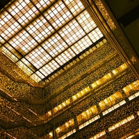 """Photo taken at NYU Bobst Library by """"Jack"""" Barton L. on 3/10/2013"""