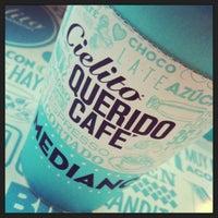 Photo taken at Cielito Querido Café by Alii R. on 3/27/2013