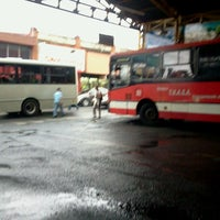 Photo taken at Terminal De Buses TUASA (Alajuela) by 🌞Mar🌞 C. on 10/23/2012