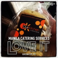 Photo taken at Manila Catering Services by Angela Marie C. on 8/28/2013