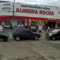 Photo taken at Supermercado Almeida Rocha by Lourival F. on 11/14/2012