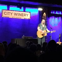 Photo taken at City Winery Atlanta by Octavia N. on 1/8/2017