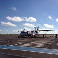 Photo taken at Aeroporto de Bauru - Arealva / Moussa Nakhl Tobias (JTC) by Marco Antonio F. on 3/29/2013