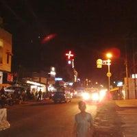Photo taken at Perempatan Girian by Yorry K. on 7/12/2014