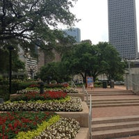 Photo taken at Market Square Park by Juan E. on 5/24/2013