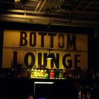 Photo taken at Bottom Lounge by Chad on 1/1/2013