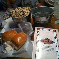 Photo taken at Texas Roadhouse by Alyssa B. on 7/20/2013