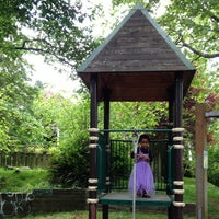 Photo taken at Mayfair Park by Steph T. on 5/28/2013