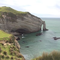 Photo taken at Cape Farewell by Amy L. on 12/3/2016