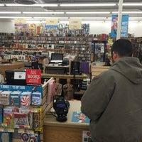 Photo taken at Half Price Books by Samuel G. on 12/12/2014