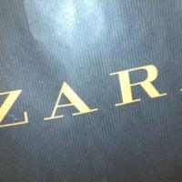Photo taken at Zara by Fagner C. on 1/29/2013
