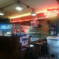 Photo taken at Vezpa Pizzas by Thiago F. on 11/15/2013