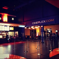 Photo taken at Cineplex Odeon & VIP Cinemas by Jenn S. on 11/27/2012