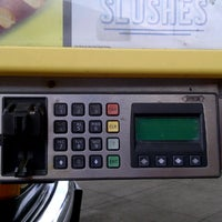 Photo taken at SONIC Drive In by Jason B. on 7/14/2013