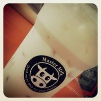 Photo taken at Master Milk by Nut T. on 10/9/2013