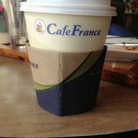 Photo taken at CafeFrance by Joel F. on 10/1/2012