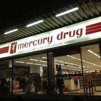 Photo taken at Mercury Drug by Joel F. on 11/19/2012
