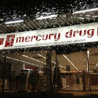 Photo taken at Mercury Drug by Joel F. on 12/26/2012