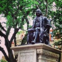 Photo taken at University of Pennsylvania by Alan M. on 6/8/2013