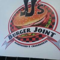 Photo taken at JJ's Burger Joint by Brian B. on 6/7/2013