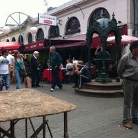 Photo taken at Mercado del Puerto by Silvia L. on 9/16/2012