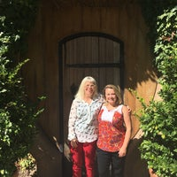 Photo taken at Rombauer Vineyards by Amy L. on 10/1/2016