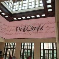 Foto tomada en George W. Bush Institute por Clinton H. el 9/7/2013
