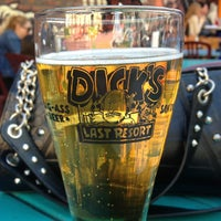Photo taken at Dick's Last Resort by Anthony W. on 2/16/2013
