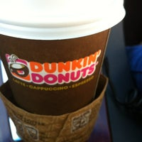 Photo taken at Dunkin' Donuts by Derrick T. on 1/5/2013