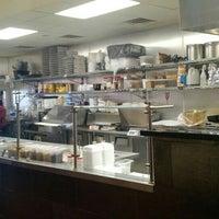 Photo taken at Mia Za's Café by Dave M. on 7/1/2015