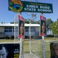 Photo taken at Eimeo Road State School by Patrick M. on 9/6/2013