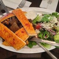 Das Foto wurde bei Cafe Agora von Yousef M. am 1/20/2013 aufgenommen