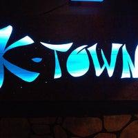 Photo taken at K-Town Chicken & Hof by Katie B. on 11/11/2013