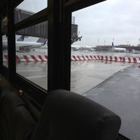 Photo taken at Newark-Liberty Airport Express Shuttle by William W. on 12/27/2012
