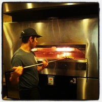 Photo taken at Pieology Pizzeria by Adam L. on 9/30/2012
