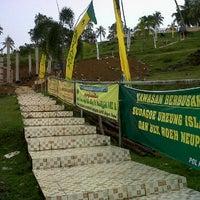Photo taken at Mesjid Meureuhom Daya™ by Ridwan A. on 10/26/2012