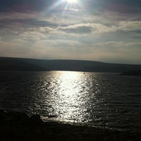 Photo taken at Winscar Reservoir by Ann L. on 9/12/2013