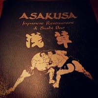 Photo taken at Asakusa by Austin O. on 10/17/2013