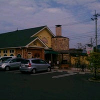 Photo taken at 石窯パン工房 グレンツェン 都城店 by Kazuaki K. on 2/25/2013