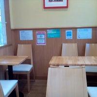 Photo taken at 石窯パン工房 グレンツェン 都城店 by Kazuaki K. on 6/18/2014