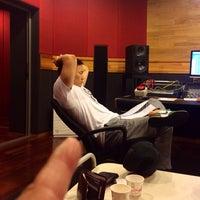 Photo taken at Bono Recording Studio by Chanyee K. on 6/2/2014