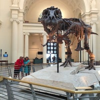 Photo taken at The Field Museum by Megan F. on 7/4/2013