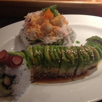 Photo taken at Sushi 101 by Megan F. on 9/29/2012
