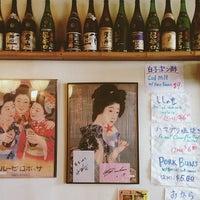 Photo taken at Ariyoshi by Courtney T. on 3/31/2014