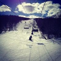 Photo taken at Mount Snow Resort by Dash H. on 3/27/2013