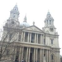 Photo taken at Big Bus Tours - London by Zhanara I. on 3/25/2013