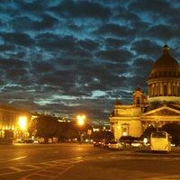 Снимок сделан в Исаакиевская площадь пользователем Anna K. 8/28/2013