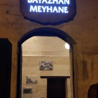 Photo taken at Bayazhan Meyhane by Erkal A. on 11/29/2013