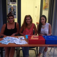 Photo taken at Πεζοδρομος Πρωτοπαπαδακη by Maria M. on 7/21/2014